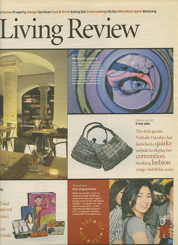 INDEPENDENT – Living Review